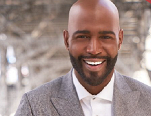 View Quicklink: An Evening with Karamo Brown