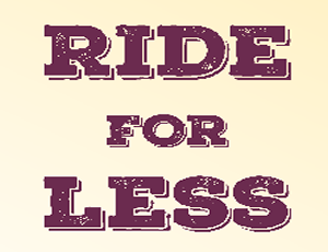 View Quicklink: Ride for Less