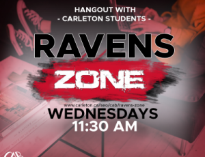 View Quicklink: Join Ravens Zone on Wednesdays!