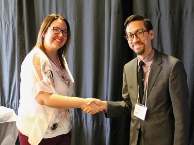 Photo for the news post: Q and A with Sarah MacLean: Winner of the 2019 Canadian Journal of Communication Best Student Paper Award