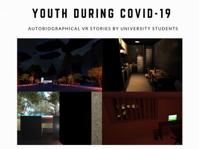 Photo for the news post: Virtual Reality Film Selected for Prestigious VR Film Festival