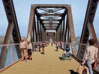 Photo for the news post: Boswell column prompts renaming of 'Chief William Commanda Bridge'