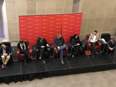 Photo for the news post: Critical Conversations: Reinventing the Media in Canada for the 21st Century