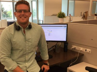 Photo for the news post: Matthew Flainek – Sales Development Representative, ProntoForms