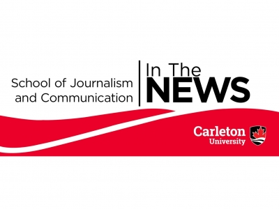 Photo for the news post: Aneurin Bosley in J-Source: How Journalists Informed Audiences in a Data-Filled Era
