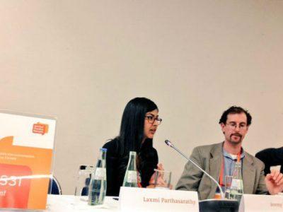 Photo for the news post: Laxmi Parthasarathy – Director of Global Media Partnerships, Ashoka