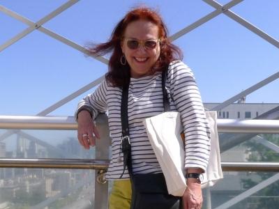 Photo for the news post: Liza Linklater, BJ '86