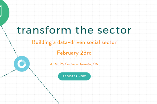 Read more: Prof. Tracey P. Lauriault and Lucy Bernholz on Doing Data Ethically at the Transform the Sector Conference, Toronto