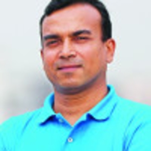 Photo of Amitava Kar