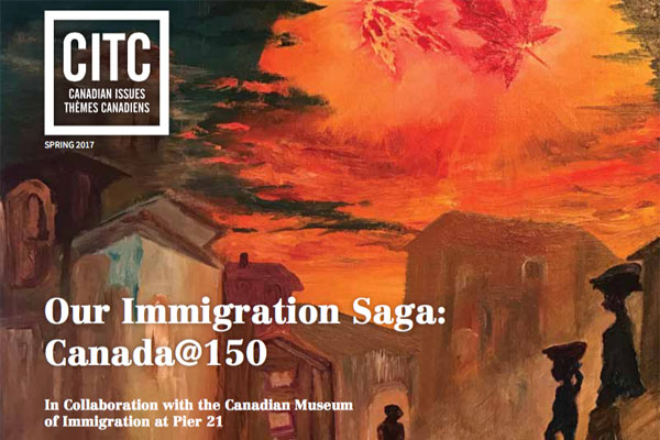 Read more: Boswell edits essays on Canada's immigration history