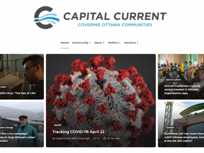 Photo for the news post: Carleton's Journalism program creates summer jobs for students caught in public health crisis
