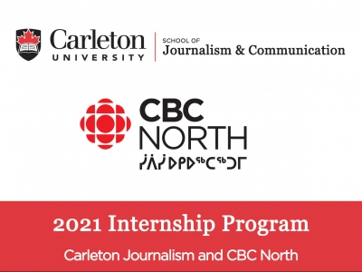 Photo for the news post: Announcing the new CBC North Internship Program, apply by April 14