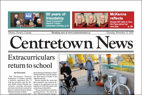 Centretown News