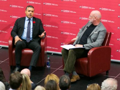 Photo for the news post: Mohamed Fahmy: Freedom