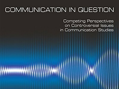 Photo for the news post: Josh Greenberg | Communication in Question: Competing Perspective on Controversial Issues in Communication Studies