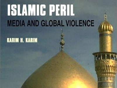 Photo for the news post: Karim Karim | Islamic Peril: Media and Global Violence