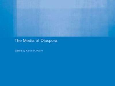Photo for the news post: Karim Karim | The Media of Diaspora