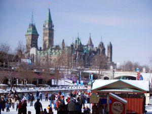 Ottawa's Rideau Canal