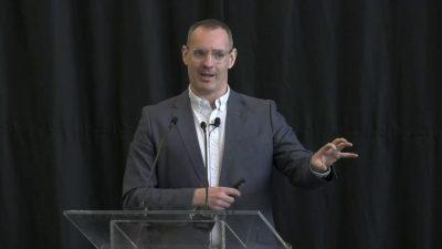 Thumbnail for: Part 1: Craig Silverman keynote