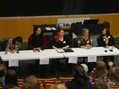 Photo for the news post: Seeing the Unseen: Film screening and panel highlight women on the autism spectrum