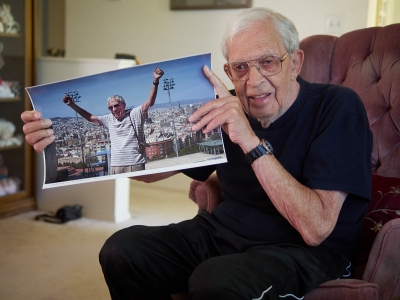 """Photo for the news post: Tribute: Ted Grant, J-School teacher and """"father of Canadian photojournalism"""""""