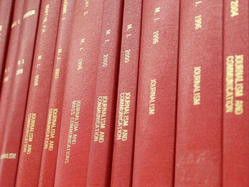 A row of encyclopedias