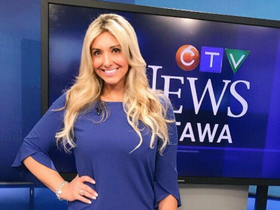 Photo for the news post: Loukia Zigoumis – Communications Advisor, Government of Canada, and lifestyle and travel blogger