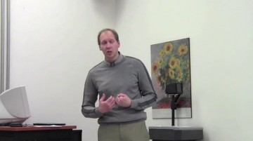 Thumbnail for: Speaker Series: Dr. Stuart Webb
