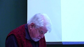 Thumbnail for: Speaker Series: Dr. Tom Bever (Linguistics)