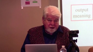 Thumbnail for: Speaker Series: Dr. Tom Bever (Applied Linguistics)