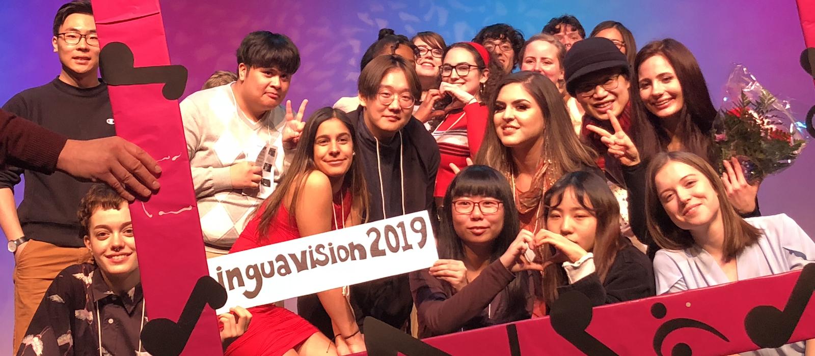 Banner image for CANCELLED – Linguavision 2020