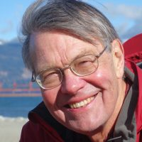 Photo of John Helliwell
