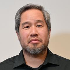 A photo of Dennis Kao, professor at Carleton School of Social Work, in Ottawa, Ontario.