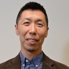 A photo of Kenta Asakura, a professor at the School of Social Work at Carleton University in Ottawa, Ontario.
