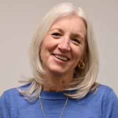 A photo of Susan Braedley, Professor at the School of Social Work at Carleton University in Ottawa, Ontario.