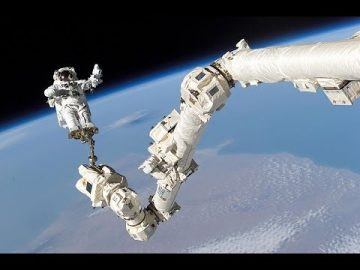 Thumbnail for: Spacecraft Robotics – Part 1