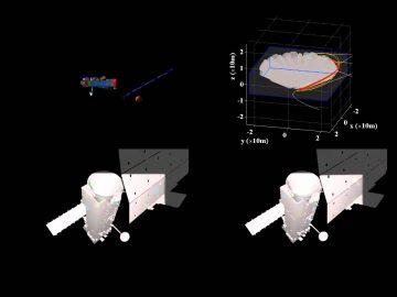 Thumbnail for: Trajectory Optimization Around Tumbling Constraints via Legendre Polynomials