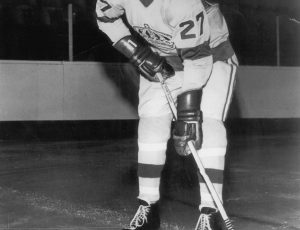 Player photo of Glen Toner, Los Angeles Kings 1972