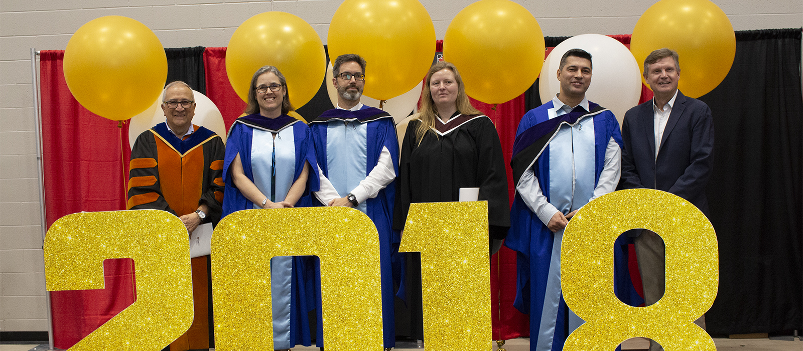 Banner image for PhD Graduates