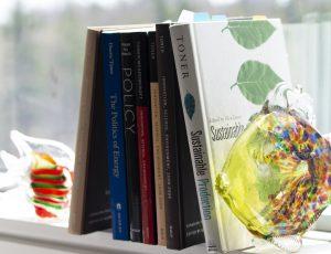 Display of Glen Toner's publications