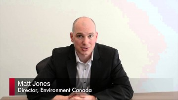 Thumbnail for: Matt Jones, Director, Air Emissions, Environment Canada