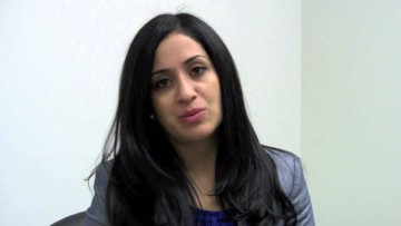 Thumbnail for: Serena Boutros, Senior Policy Advisor, Environment Canada