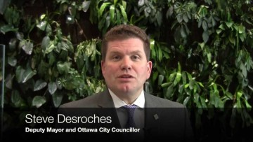 Thumbnail for: Steve Desroches, Deputy Mayor and City Councillor, City of Ottawa