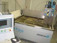 Image of STC Waterjet Cutter