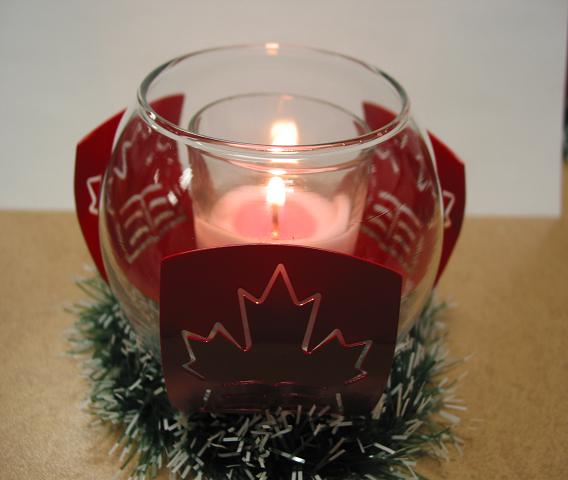 Sample Products: Candle Holder
