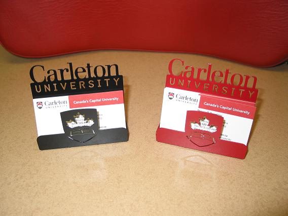 Sample Products: Business Card Holders