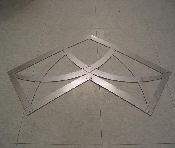 Sample Products: Metal Shape