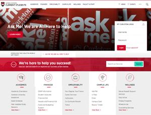 View Quicklink: Student site