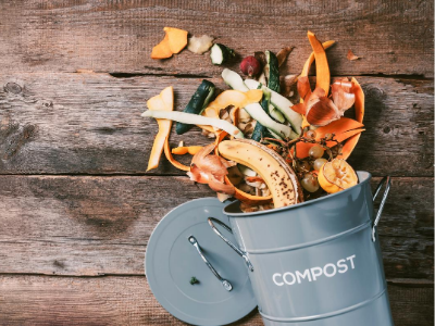Photo for the news post: Weekly Sustainability Tip: How to Reduce Food Waste at Home