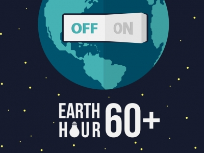 Photo for the news post: Earth Hour